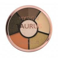Палетка для макияжа глаз Makeup Revolution My Sign Complete Eye Base Taurus: фото