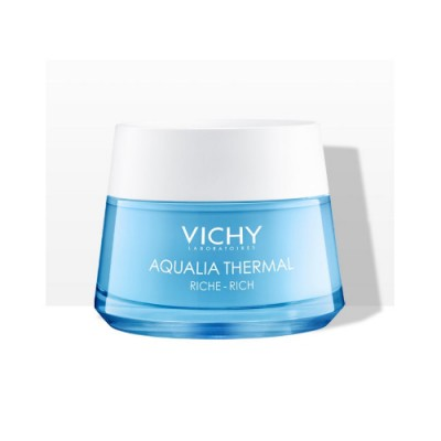 Крем насыщенный для сухой кожи VICHY Aqualia Thermal 50мл: фото