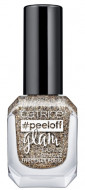 Лак для ногтей CATRICE PEELOFF GLAM EASY TO REMOVE EFFECT NAIL POLISH 03 When In Doubt, Just Add Glitter: фото