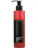 Эликсир несмываемый для поврежденных волос MATRIX SO LONG DAMAGE BREAK FIX 200мл: фото