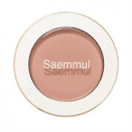Тени для век матовые THE SAEM Saemmul Single Shadowmatte BE05 Nothing Beige 1,6гр: фото