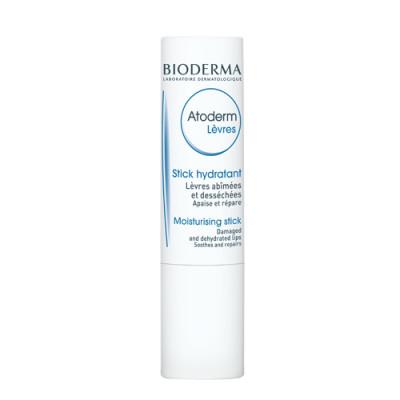 Стик для губ Bioderma Atoderm 4 г: фото
