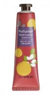 Крем-эссенция для рук парфюмированный THE SAEM Perfumed Hand Essence Grapefruit 30мл: фото