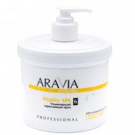 Крем увлажняющий укрепляющий Aravia Professional Organic Vitality Spa 550мл: фото