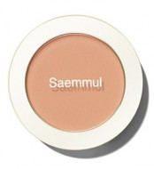 Румяна THE SAEM Saemmul Single Blusher CR06 Desert Peach 5гр: фото