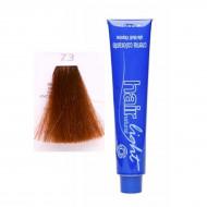 Крем-краска для волос Hair Company HAIR LIGHT CREMA COLORANTE 7.3 русый золотистый 100мл: фото