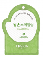 Пилинг-диск для лица с зеленым виноградом Frudia Green Grape Pore Peeling Big Pad 1 шт: фото