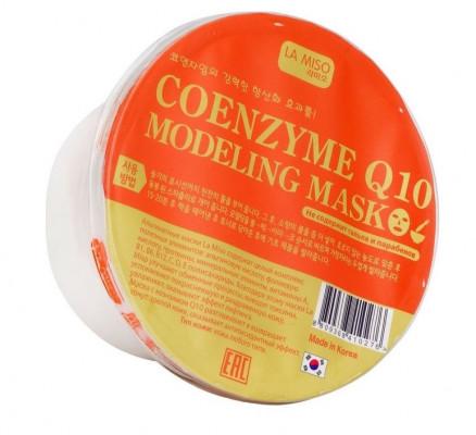 Маска альгинатная с коэнзимом Q10 для зрелой кожи LA MISO Modeling Mask Coenzyme Q10 28 г: фото