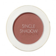 Тени для век матовые THE SAEM Saemmul Single Shadow Matte BR22 Besty Brown: фото