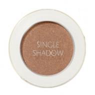 Тени для век мерцающие The SAEM Saemmul Single Shadow Shimmer OR08 Film Orange: фото