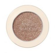 Тени для век с глиттером THE SAEM Saemmul Single Shadow Glitter CR07 Honey Coral: фото