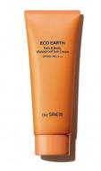 Крем солнцезащитный водостойкий THE SAEM Eco Earth Face&Body Waterproof Sun Cream SPF50+ PA++++ 100г: фото