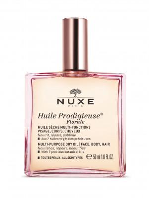 Масло сухое цветочное Nuxe Huile Prodigieuse Florale 50мл: фото