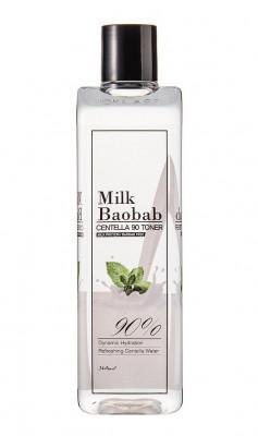 Тонер для лица с центеллой Milk Baobab Centella 90 Toner 340мл: фото