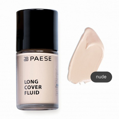 Тональный крем Paese Long Cover Fluid nude: фото
