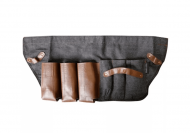 Сумка-фартук джинсовый Hairway Barber 59*25 см: фото