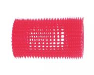 Бигуди пластиковые Eurostil 39мм, красные 6шт: фото